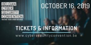 Belgian Cyber Security Convention @ Lamot Congress and heritage center